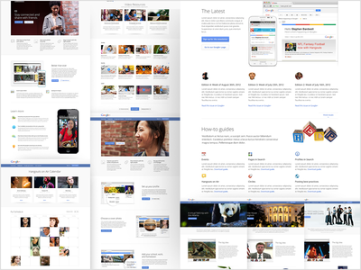 Google+ More layouts how to zoo case study white house guide google circles video resources profile plus learn more