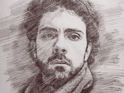 Pencil Sketches In Photoshop