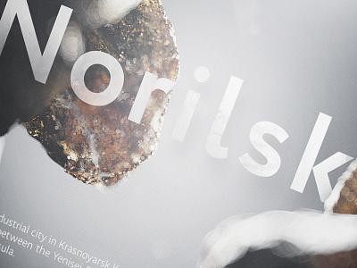 Norilsk presentation opening page norilsk presentation