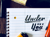 Under You...