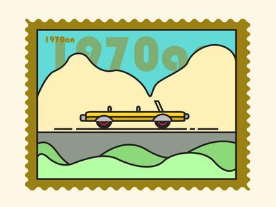 prangko   postage stamp