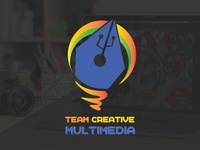 Design Logo for TCM (TEAM CREATIVE MULTIMEDIA)