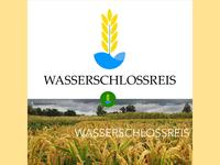 wasserschlossreis logo concept
