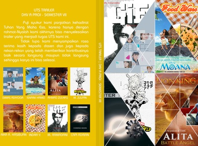 COVER CD DKV TRAILER | IG : dimasadiyoga