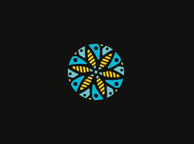 The Sea | Logo design