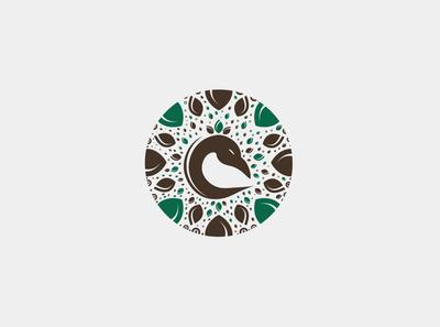 Peacock | Logo design