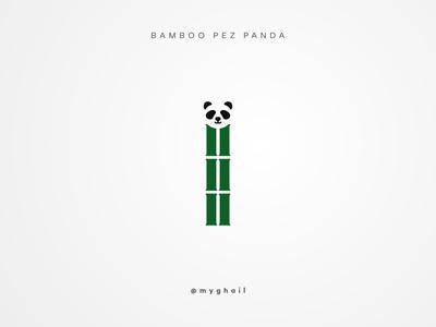 Panda   Daily Logo Challenge #3