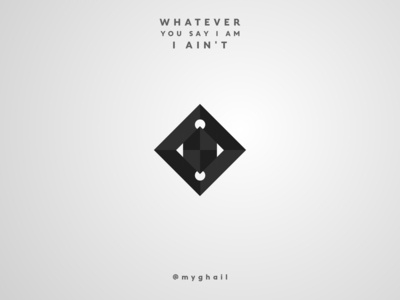 Whatever You Say | Logo Concept