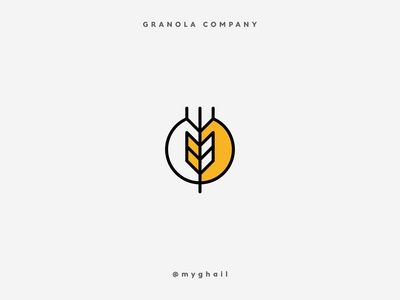 Granola | Daily Logo Challenge #21