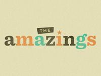 Amazings logo