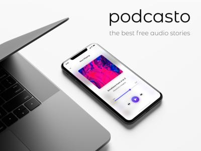 podcasto app