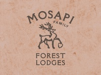 Forest Lodges Stag Brand