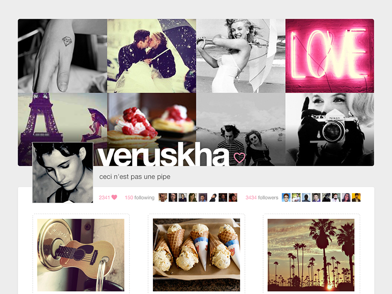 we heart it profile pictures