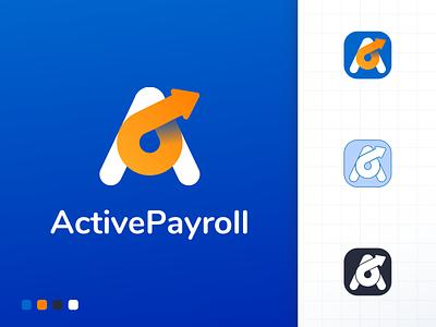 America Payroll Logo app icon vector ui design logo logotype