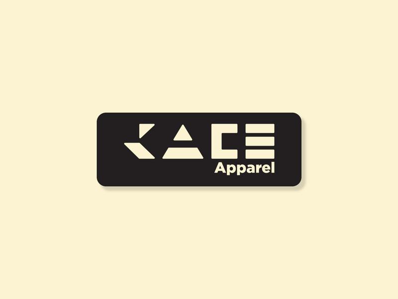 Main Logo - Kace Apparel lettermark letter couple clothing brand clothing apparel logo minimal logo minimal minimalist logo branding branding design brand identity brand design branding brand logosketch logotype logo