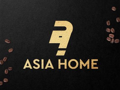 """Logo Design """"Asia Home"""""""