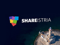 Share Istria Landing Page