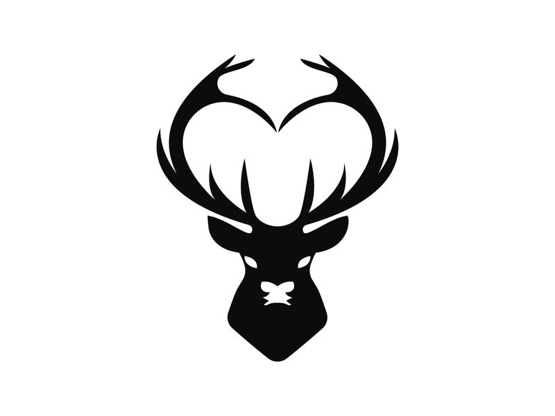 deer logo design web deer illustration deer logo deer professional logo app vector icons creative logo minimalist logo modern logo minimal logo design illustration logo mark logo designer logotype icon branding brand identity