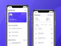 Insurance App - Concept