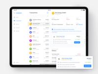 iPad Banking App – Price comparison