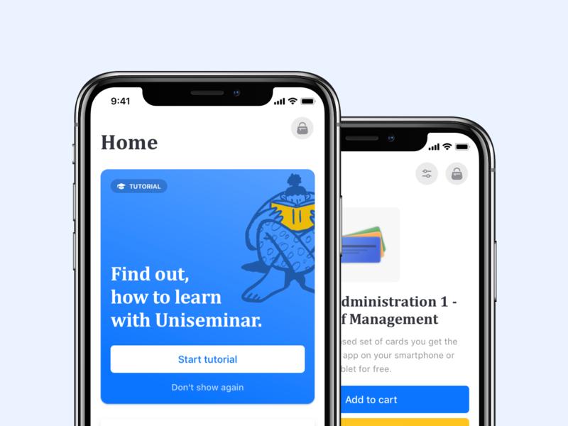 Home App Screen payment button dismiss notification tutorial application cart card cards fintech illustration design app design home user interface app ux ui