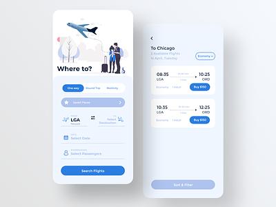 flight booking mobile illustration interface ux app design uidesign flight app cheap booking tickets ticket booking flights flight