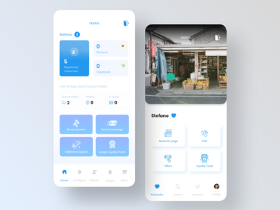 retail market app reviews uidesign dashboard ui retail local store stats dashboard app store review review
