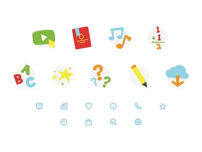 HeidiSongs - Icons/Illustrations iconography vector icons illustration design graphic design