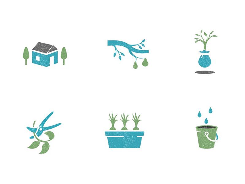 Home Garden Icon 80