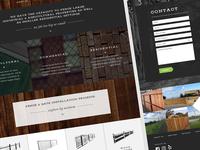 Fencing Company Website