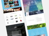 CRV logo & website