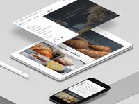 Ivéta Gourmet - Mobile