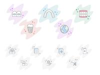 EverSmile Icons