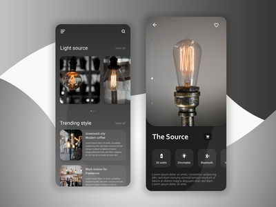 💡 Source - Ambience light shop
