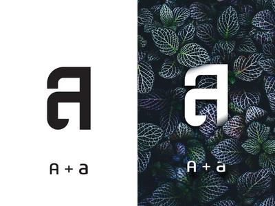 A + a Logo Concept