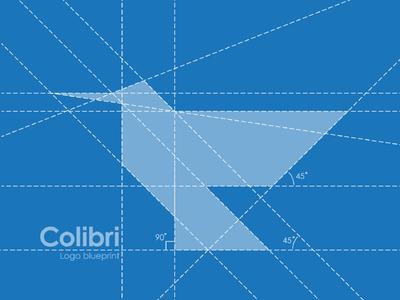 Colibri Logo Grid