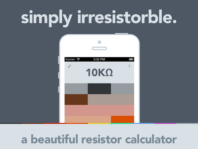ohmygod Homepage resistor ohm circuit board pcb iphone rubymotion