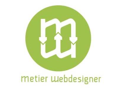 Metie Webdesigner webdesign logo