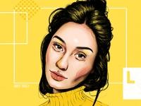 Portrait Giveaway Winner: Lily
