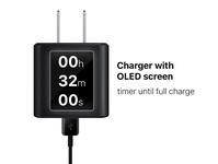 Timer on USB charger
