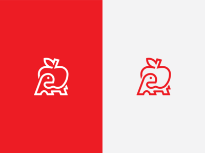 Rùa & Táo - Logomark