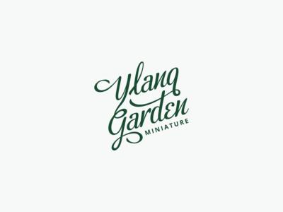 Ylang Garden - Logo Design