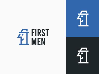 FIRST MEN - Logo changlle #2