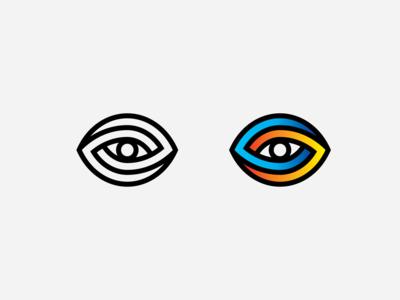 Infinity Eyes - Logo changlle #4