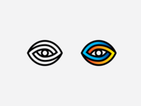 Infinity Eyes - Logo changlle #4