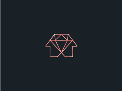 Diamond House - Logo Concept