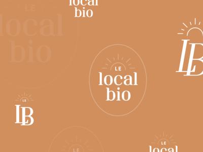 Logo proposal for Le Local Bio