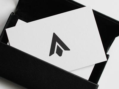 Ash Flint business card