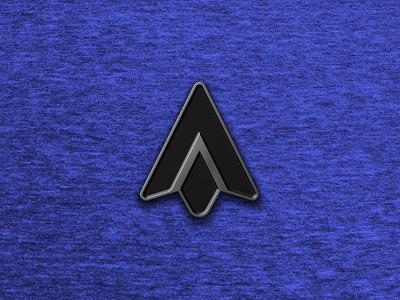Person Logo - Enamel Pin Badge