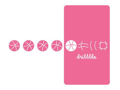 Shot Hello thanks invite hello dribbble hello design illustration
